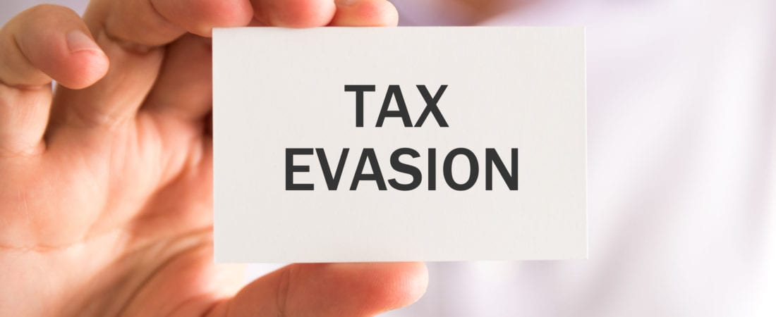 Former IL Senator Guilty of Tax Evasion - Don't Make the Same Mistake